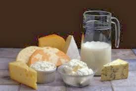 Sữa và canxi thực phẩm giảm cân nhanh