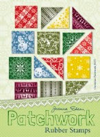 Christmas Patchwork Stamps