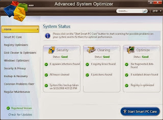 Advanced System Optimizer 3.5.1000.15646 Including patch