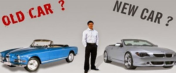 Difference between Used and New Automobiles