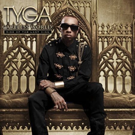 Capa do álbum Careless World