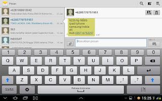 """Pengalaman Upgrade Samsung Galaxy Tab 2 10"""" ke Jelly Bean"""
