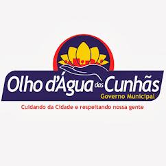PREFEITURA DE OLHO D'ÁGUA DAS CUNHÃS