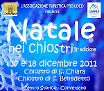 NATALE NEI CHIOSTRI - II Edizione
