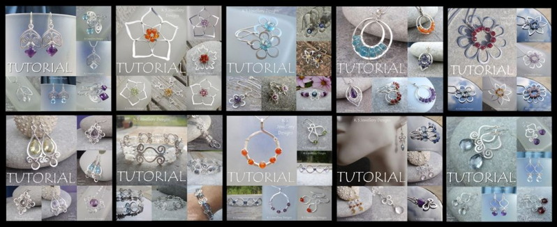 Tutorials by K S Jewellery Designs