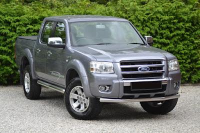 Kelebihan dan Kekurangan Ford Ranger Gen1