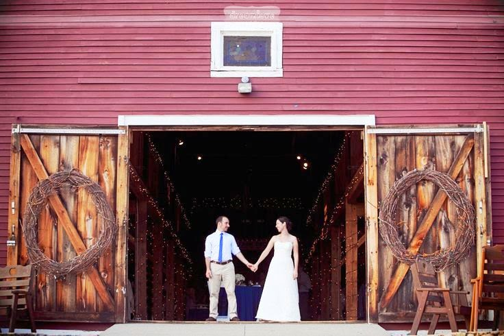 Barn wedding venues near reading pa