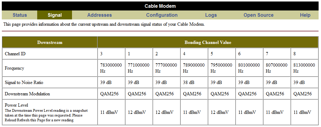 how to change channel on your modem