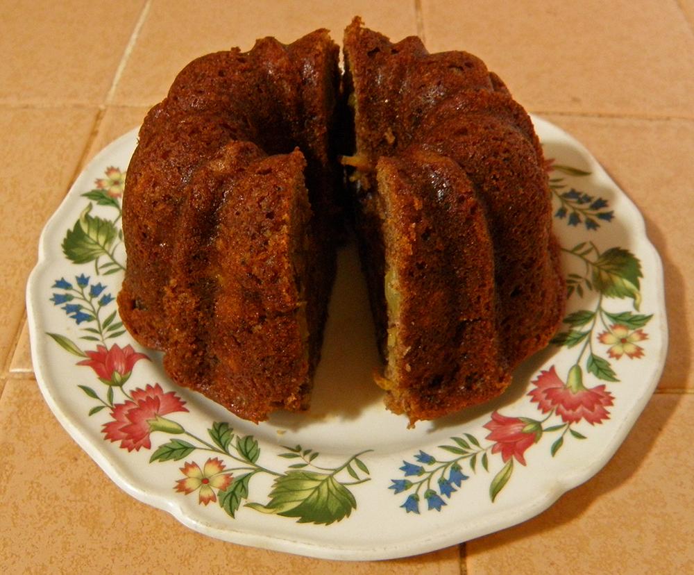 Seasonal Eating: Raisin Date Persimmon Muffins or Cake