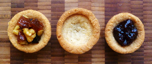 Cookistry: Gluten-Free Shortbread Cookie Cups
