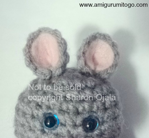 Little Bigfoot Hippo Free Crochet Pattern ~ Amigurumi To Go