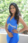 Manali Rathod photos in blue-thumbnail-12