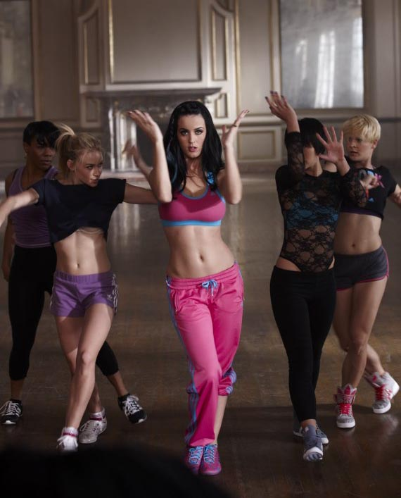 Katy Perry Adidas Ads