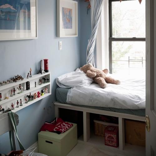 Rafa Kids Storage Under Child Bed