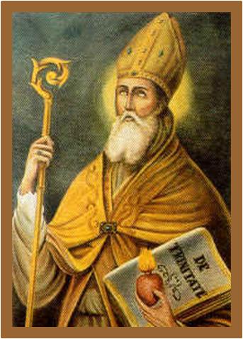 Santo Agostinho - Patrono deste Blog