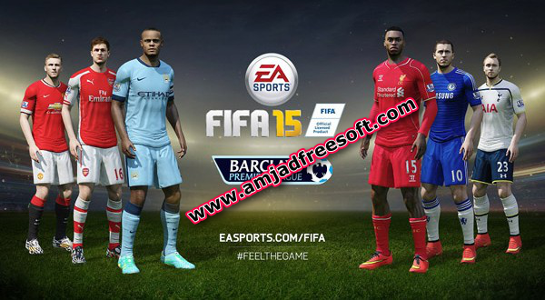 FIFA 15 Crack for PC Updated + Fixed latest version free download