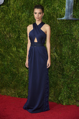 Emily Ratajkowski – 2015 Tony Awards in New York City