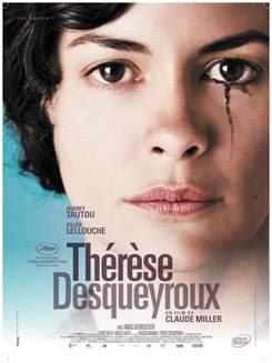 Therese Desqueyroux : découvrez l'affiche du film