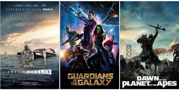 Film Sci-Fi Terbaik dan Terpopuler yang Bagus 2014