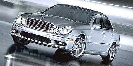 Sideways Luxury Sedan Comparison - Motor Trend