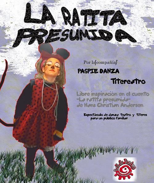 Teatro Infantil La Ratita Presumida
