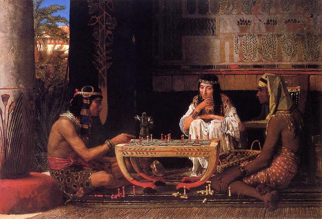 Lawrence Alma Tadema,Egyptian,5 stars