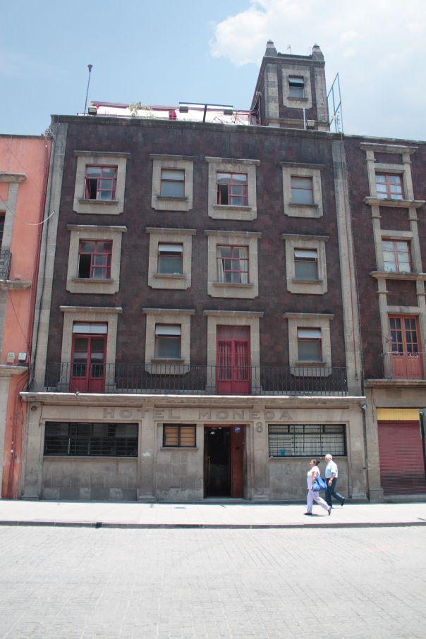 Hostales Y Hoteles En M Xico Hostal Moneda Ciudad De Mexico