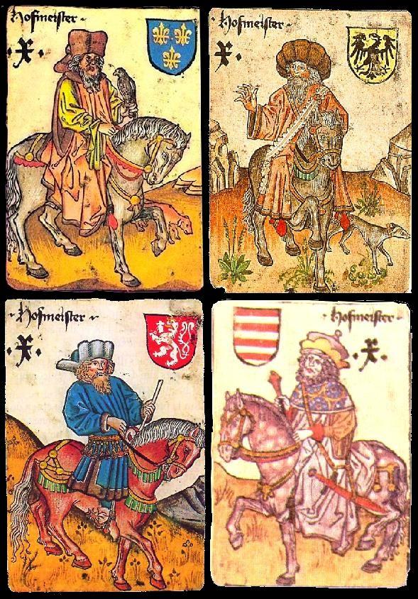 Jeux de Cartes  Hofamterspiel_X