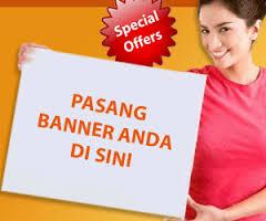 Pasang Banner (DIJAMIN PALING MURAH)