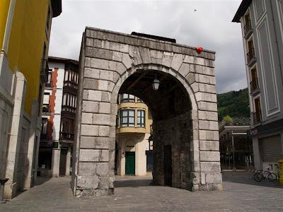 Puerta de Castilla (s. XVIII)
