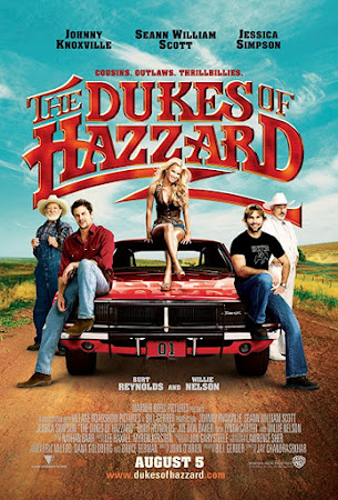 Poster Of The Dukes of Hazzard In Dual Audio Hindi English 300MB Compressed Small Size Pc Movie Free Download Only At cintapk.com