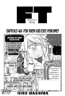 Fairy Tail 461 Mangá Português leitura online
