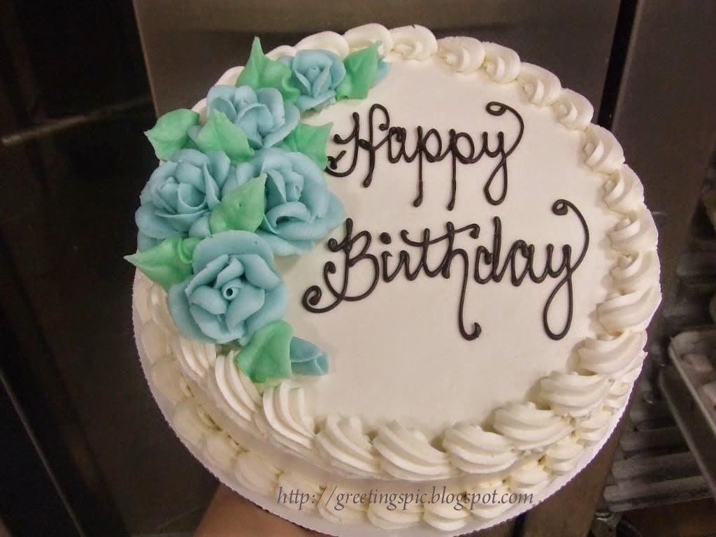 Sweet Birthday Cake Hd Images : Happy birthday cake HD picture, Image ~ Greetings Wishes ...