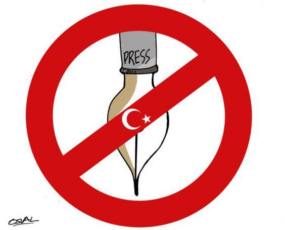 CUNT  FREEDOM  IN TURKEY