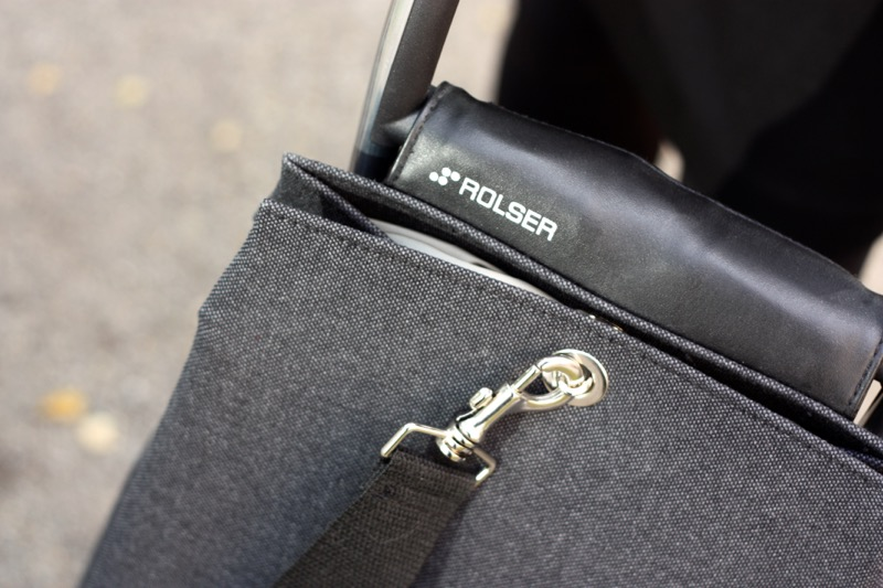 Lovely grey bag