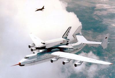 largest plane antonov av 225