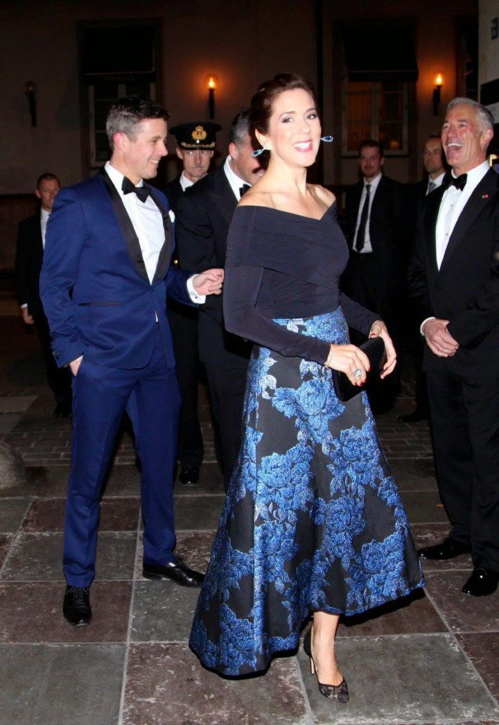 The Royal Digest: Royal Roundup: A Week of Tiaras, Sparkle and ...