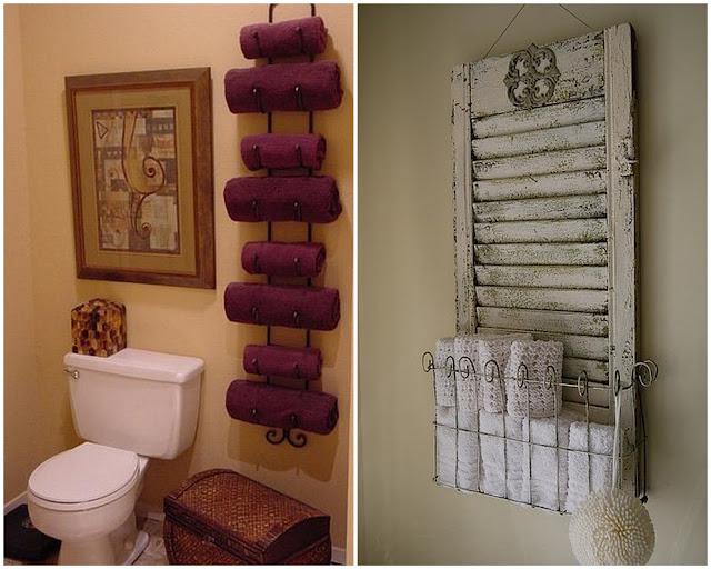 Decoracion De Baños Sencillos Fotos:Nieve en Noviembre: Decoración para la casa DIY