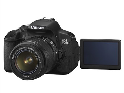 Canon EOS 650D user manual