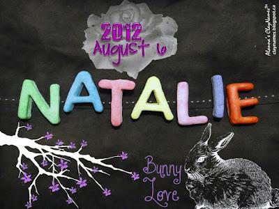 Natalie August 6 2012