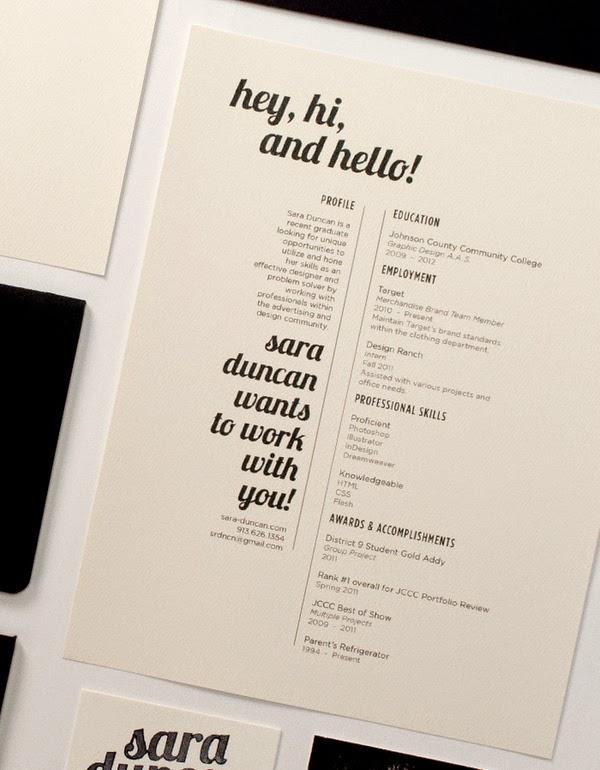 27 Contoh Resume Terbaik