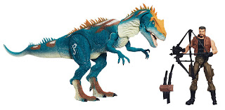 Hasbro Jurassic Park Dino Showdown Figure Set
