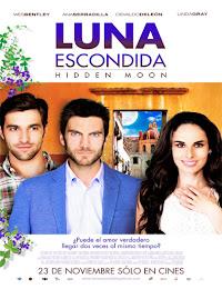 Luna escondida (Hidden Moon) (2012) [Latino]