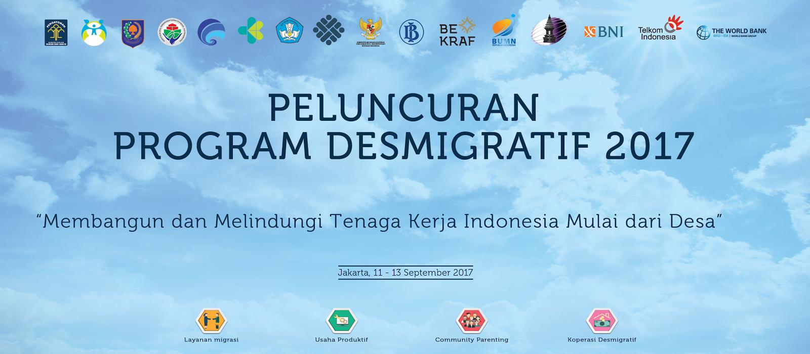 Peluncururan Program Desmigratif 2017