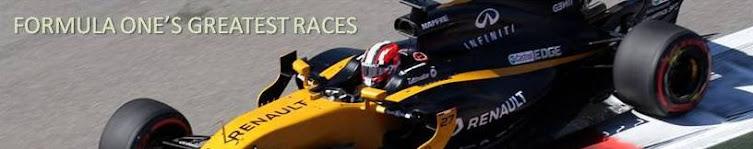 Formula One's Greatest Races