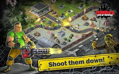 Zombies: Line of Defense Apk Obb Android
