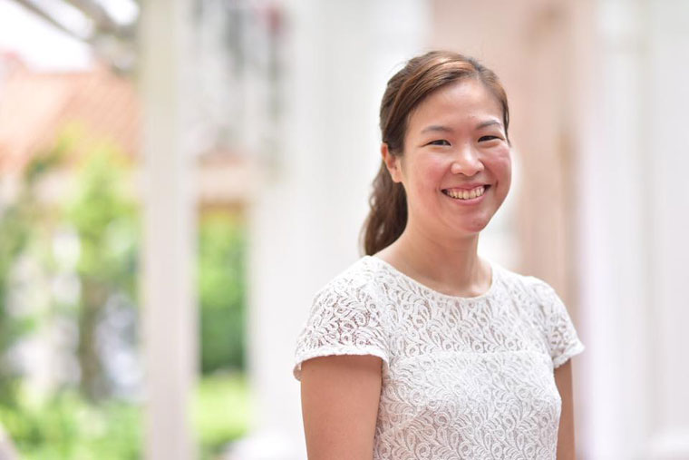 Cambridge-educated lawyer He Ting Ru didn't believe she'd one day join the Workers' Party