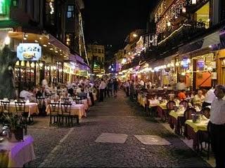 Picciona Viaggiatrice Seconda Sera Ad Istanbul