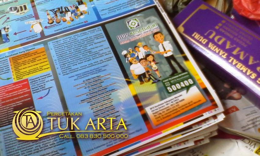 cetak leaflet murah