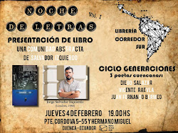 Una comunidad abstracta en Cuenca